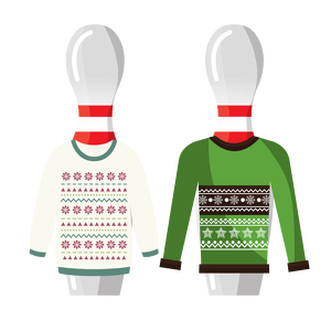 Event Home: Bowling Fundraiser & Ugly Sweater Party